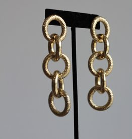 Jennifer Zeuner Winston Earrings - Gold