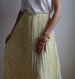 Lucy Paris Skyler Pleated Skirt