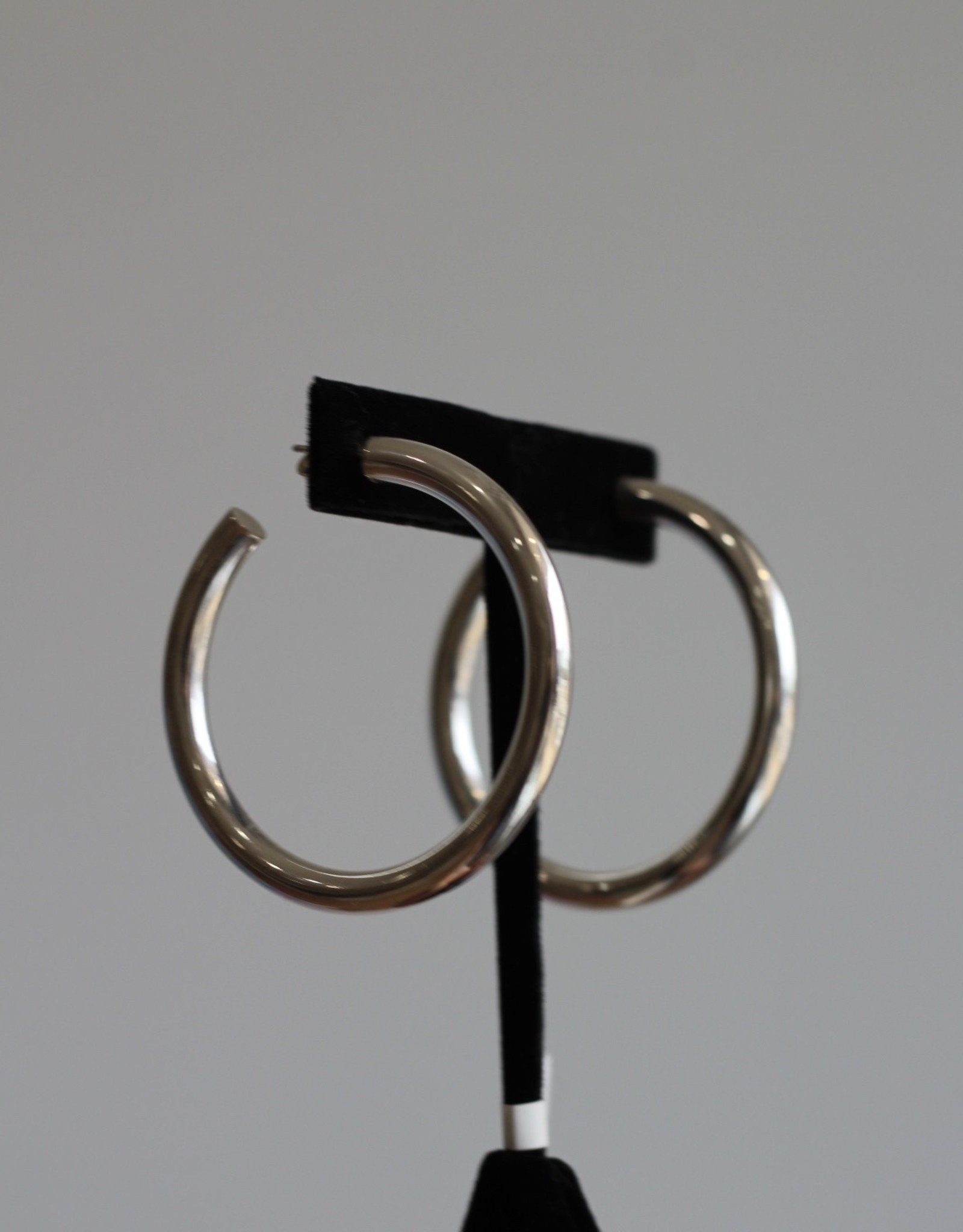 Jennifer Zeuner Lou Medium Earrings - Gold Vermeil