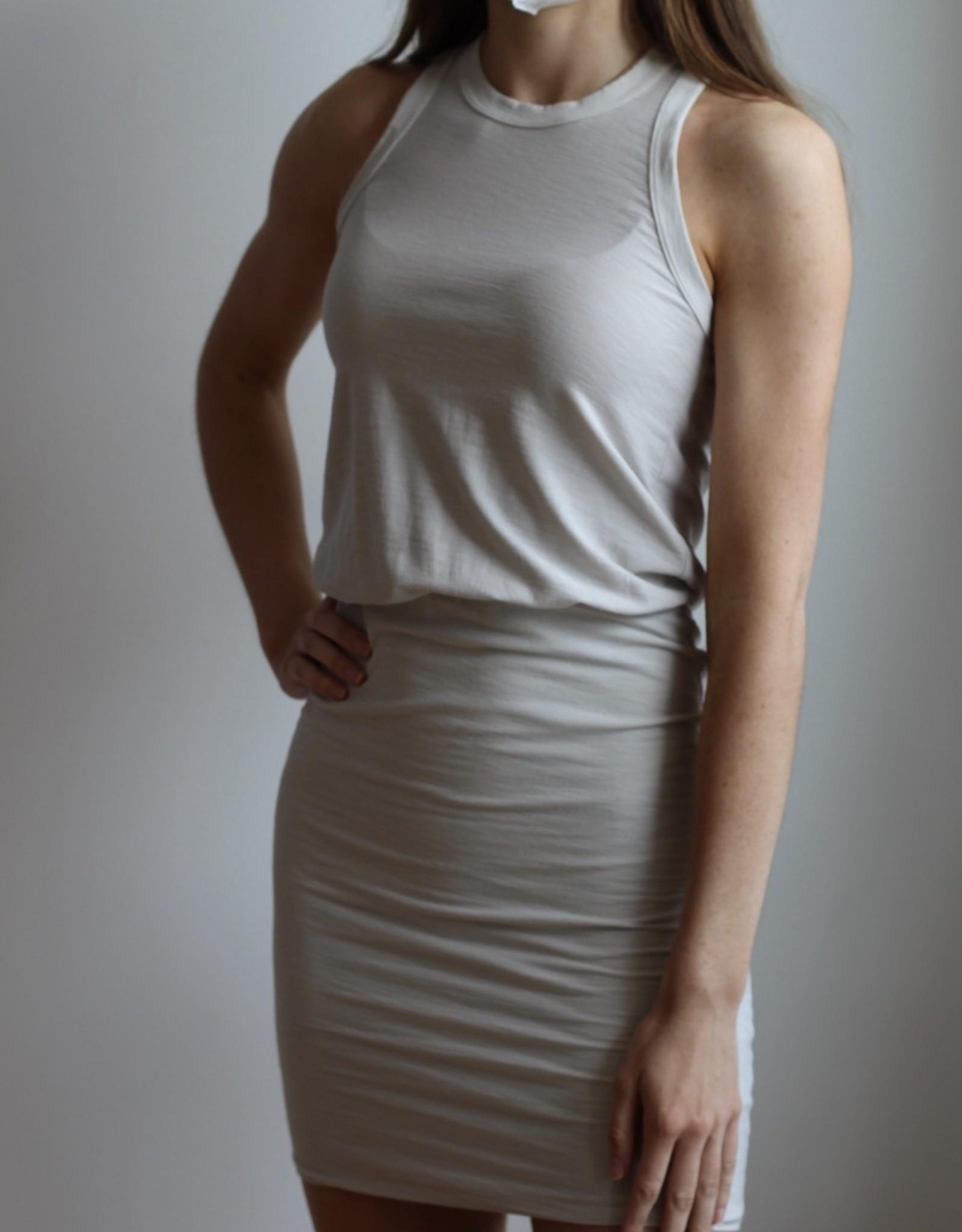 James Perse Blouson Tank Dress
