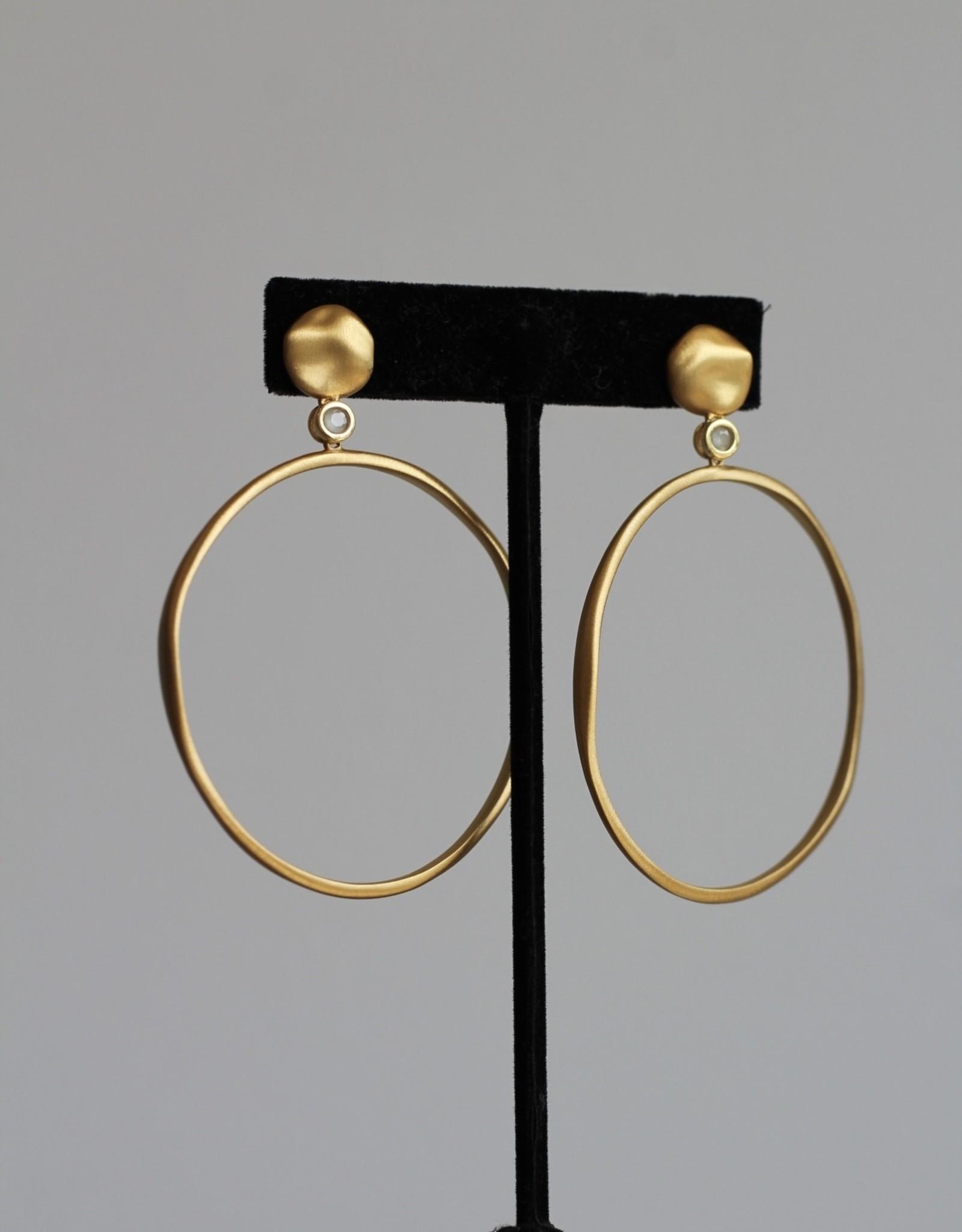 Dean Davidson Lagos Frame Earring