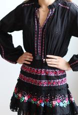 MISA Maneula Dress-Black
