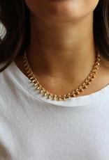 Brave Brave Gold Drop Chain - Short