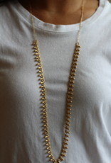 Brave Brave Gold Drop Chain - Long