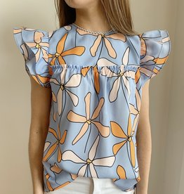 CROSBY Wilkins Blouse