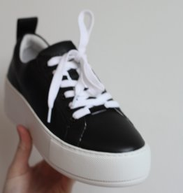 JSlides Margot Leather Sneaker