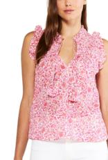 MISA Agot Top Pink Floral