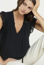 Marie Oliver Phoebe Ruffle Sleeve