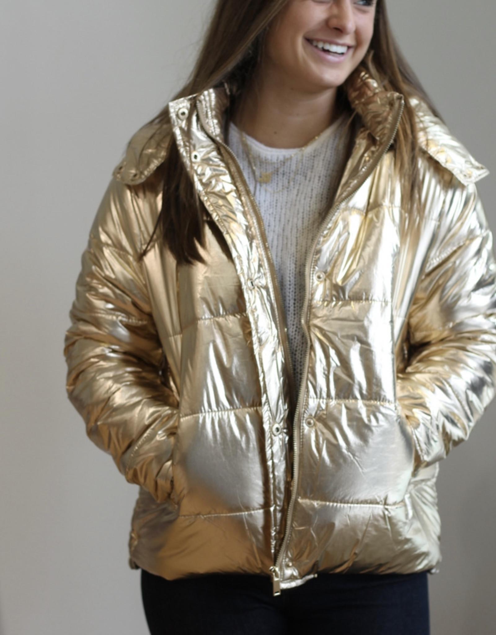 Deluc Stardust Gold Puffer