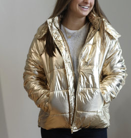 Deluc Stardust Gold Puffer