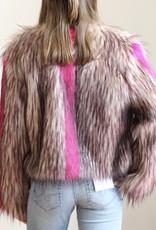 Marie Oliver Nova Vegan Fur Coat