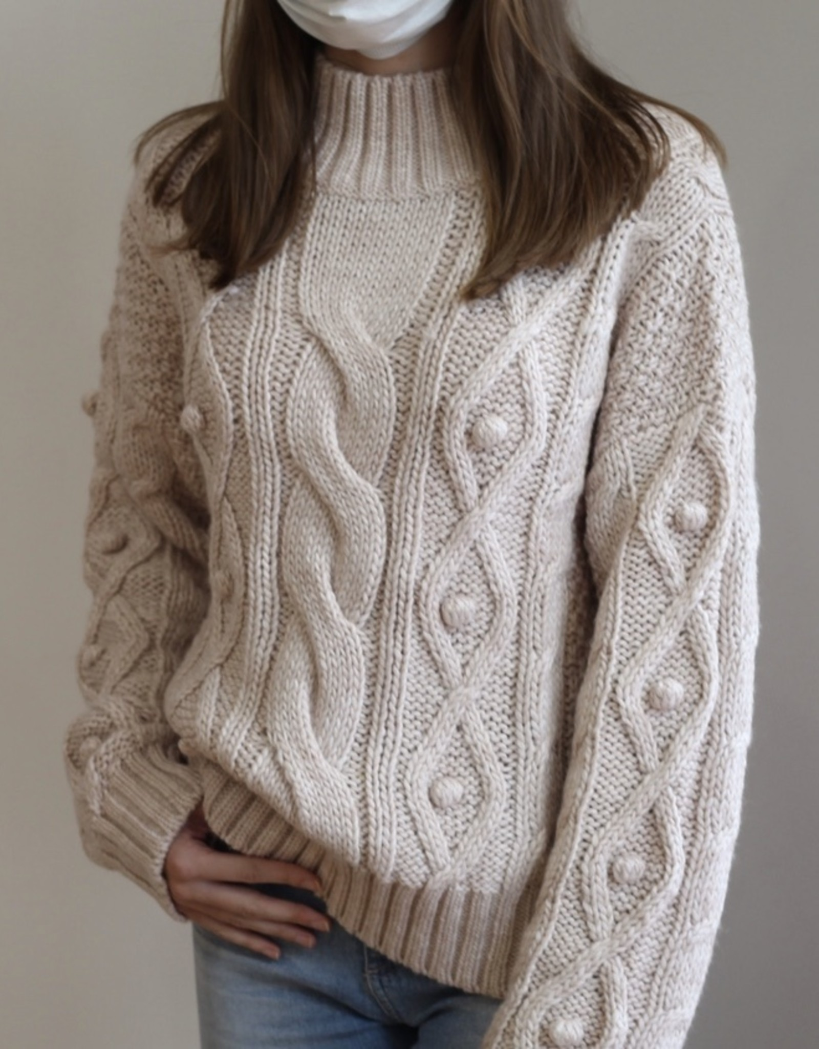 Marie Oliver Cecile Bauble Sweater