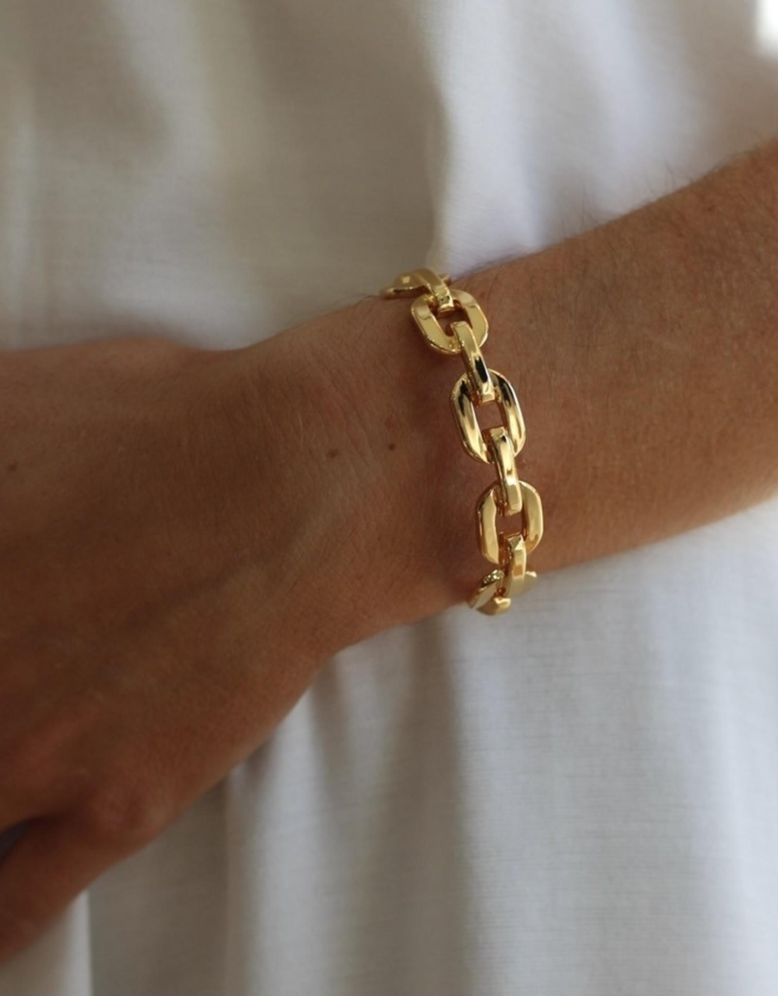 Sahira Kaye Link Bracelet