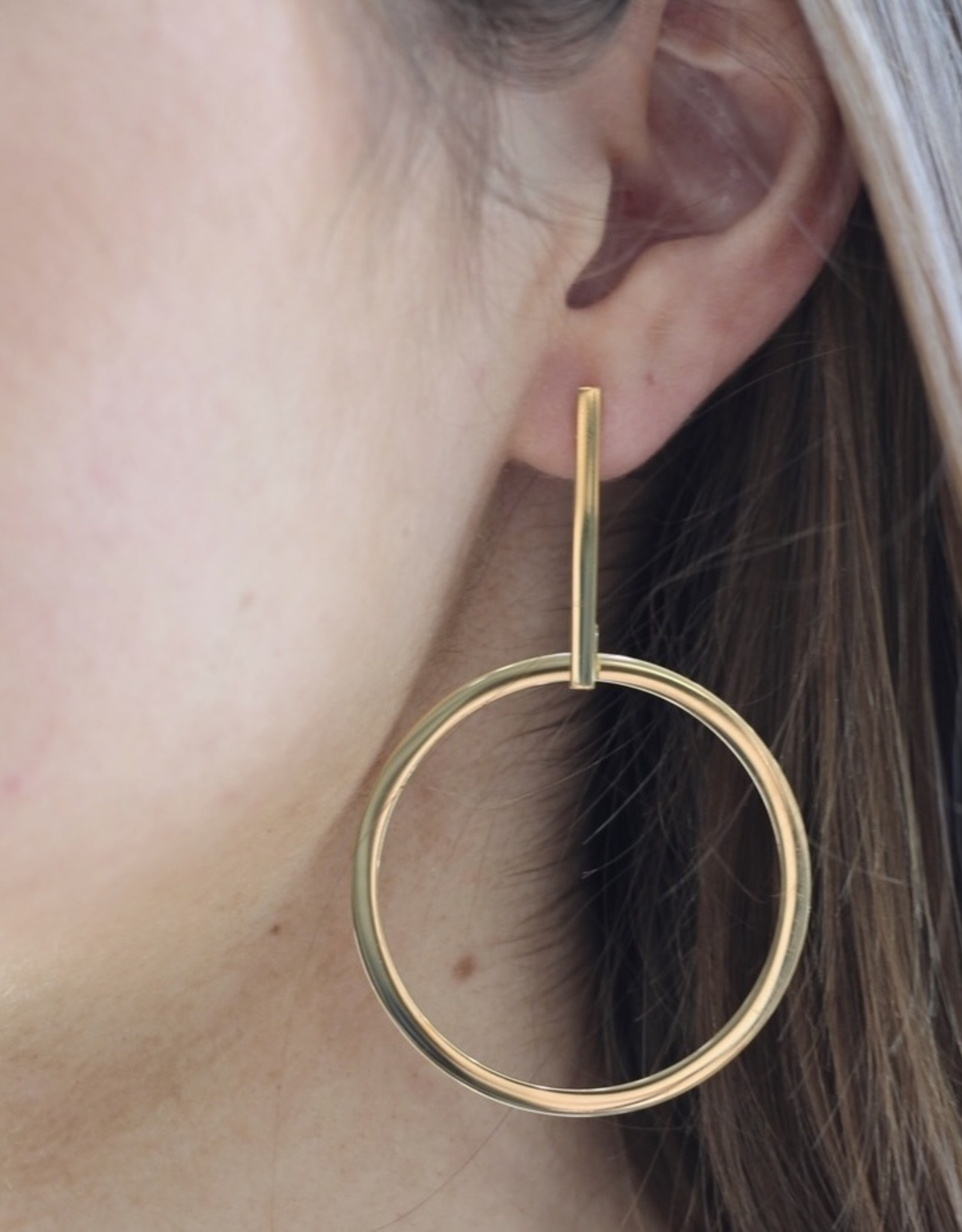 Sahira kimi earrings