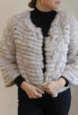 Dolce Cabo Real Fur Jacket