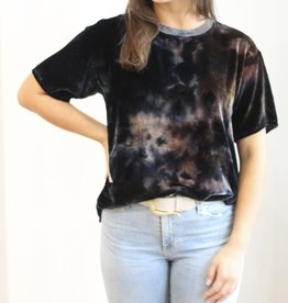 Nation LTD Allison Velvet Tee
