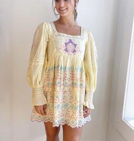 Love Shack Fancy Freja Dress