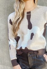 Zero Degrees Ox Sweater