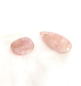 Morganite Polished