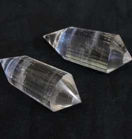 Quartz Double Terminated Wands for intention and clarity~ Brazil