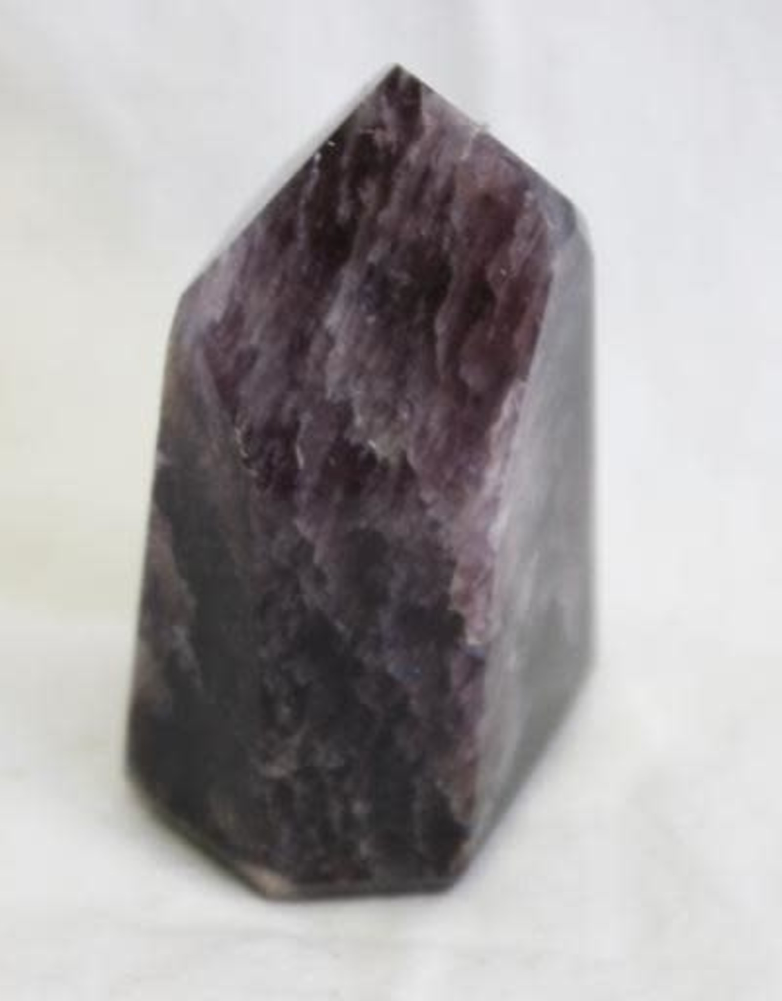 Amethyst with Cacoxenite Generator ~ Brazil