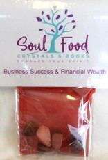 Business Success and Financial Wealth Crystal Kit