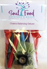 Chakra Candle Kit Deluxe