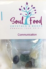 Communication Speaking Crystal Kit