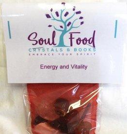 Energy and Vitality Crystal Kit