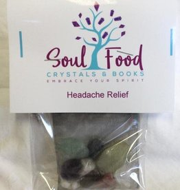 Headache Relief Crystal Kit