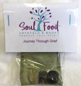 Journey Through Grief Crystal Kit