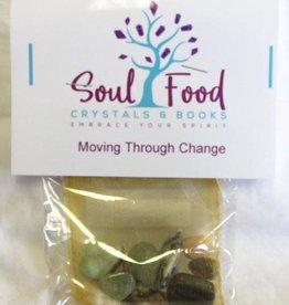 Moving Through Change Crystal Kit