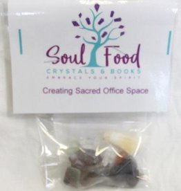 Creating Sacred Office Space Crystal Kit