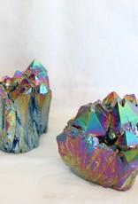 Titanium Quartz Cluster