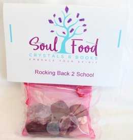 Rocking Back To School Crystal Kit