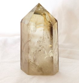 Natural Smoky Citrine Generator ~ Brazil