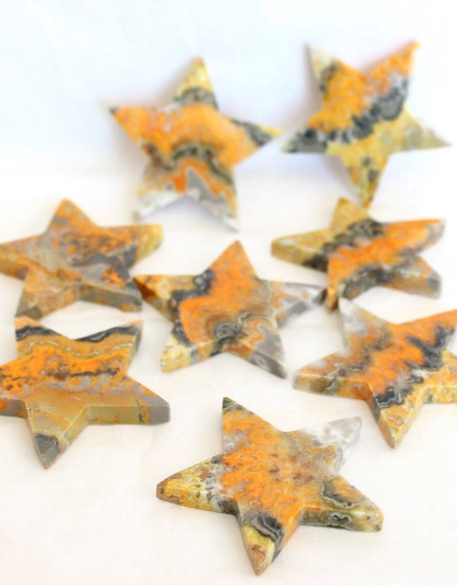 Bumblebee Jasper Stars charged in the Full Strawberry Moon Eclipse