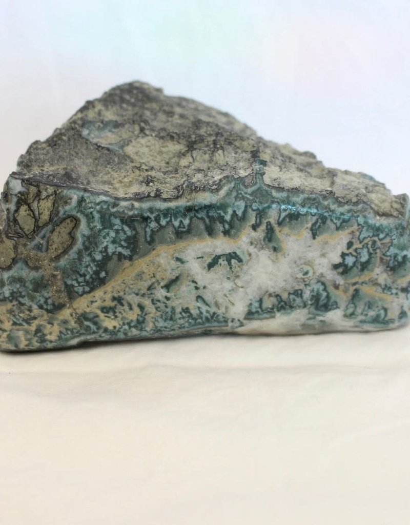 Blue Agate ~ New Find!!