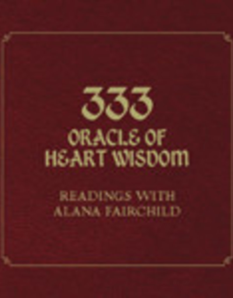 333 Oracle of the Heart Wisdom