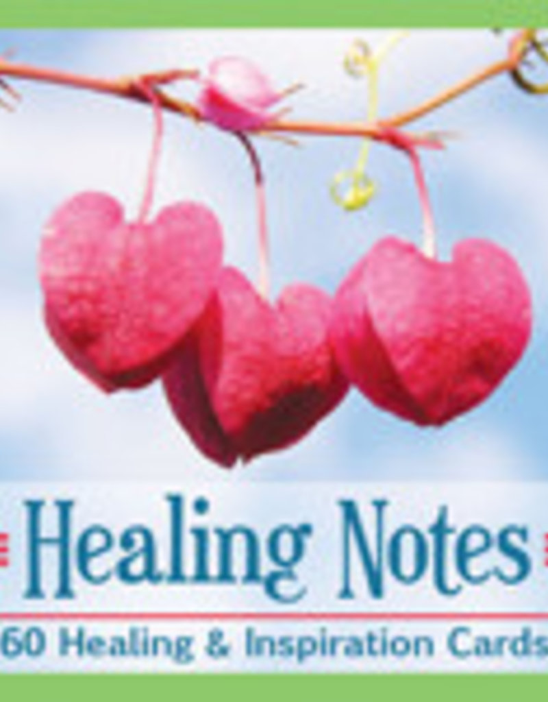 Healing Notes Oracle