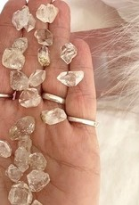 Herkimer Diamonds for powerful intentions