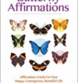Butterfly Affirmations Oracle Cards