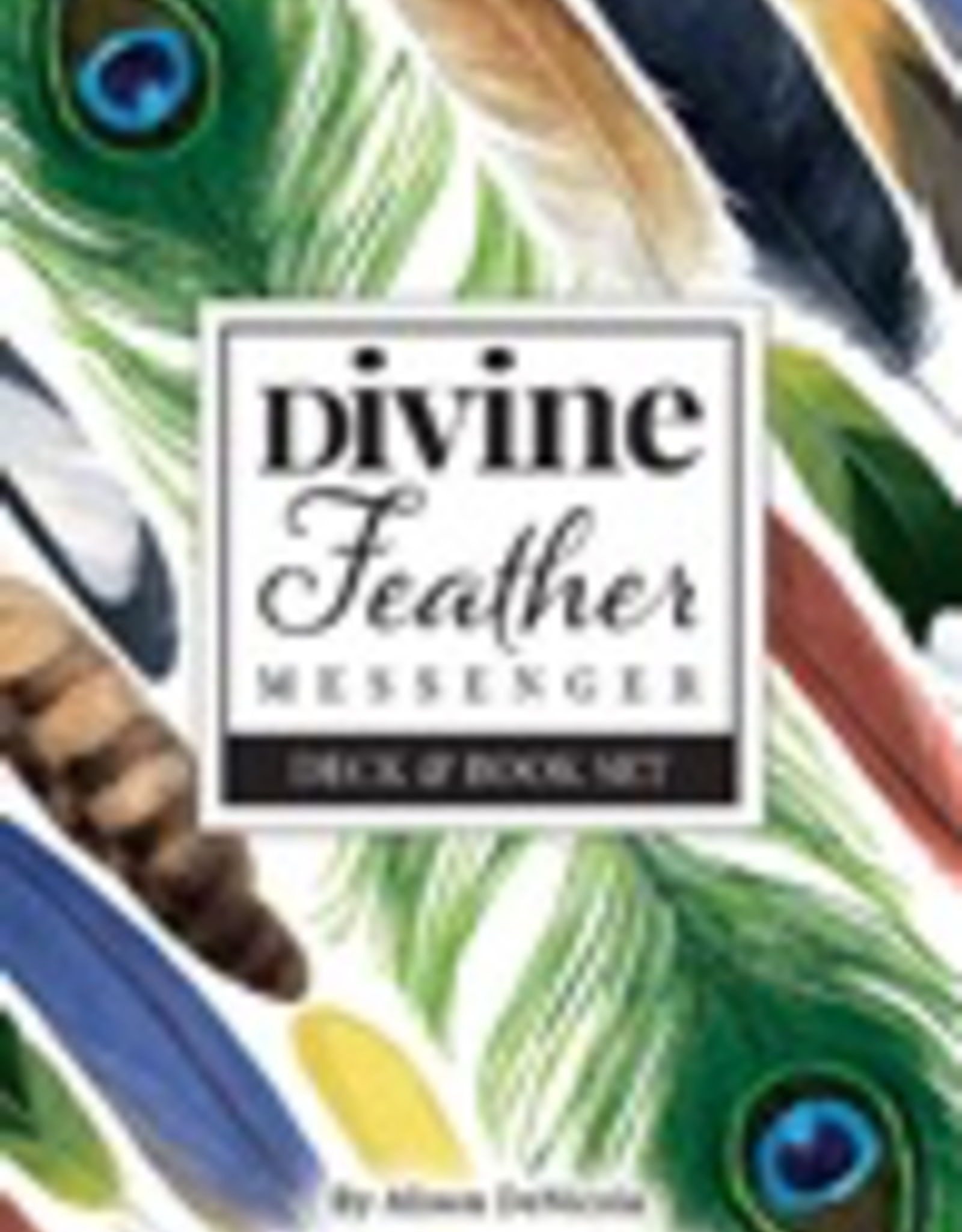 Divine Feather Messenger Deck
