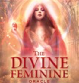 Divine Feminine Oracle Cards