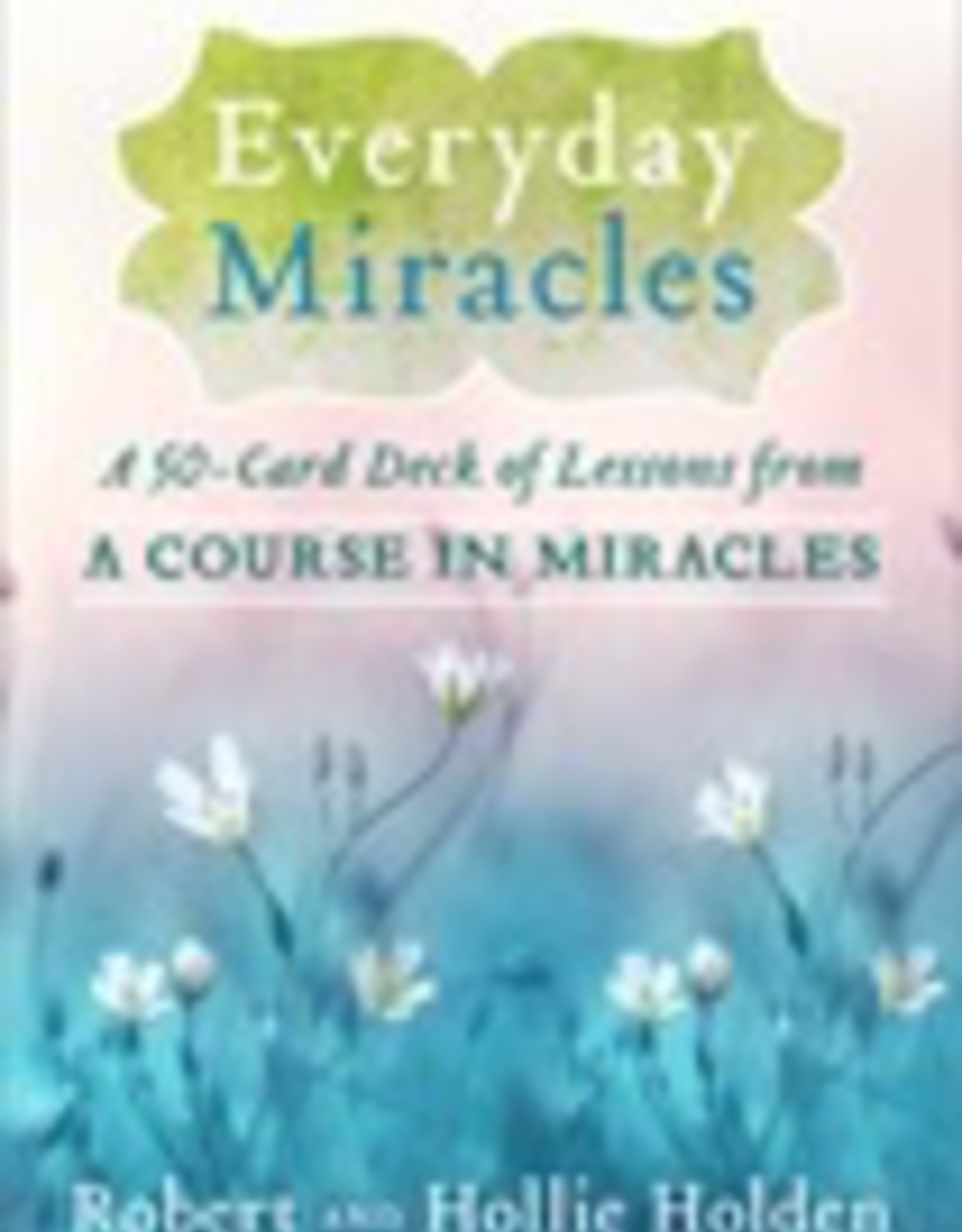 Everyday Miracles Oracle Cards