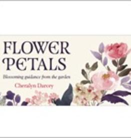 Flower Petals Inspirtation Oracle Deck