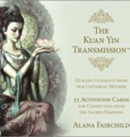Kuan Yin Transmission Oracle Deck