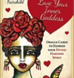 Love Your Inner Goddess Oracle Cards