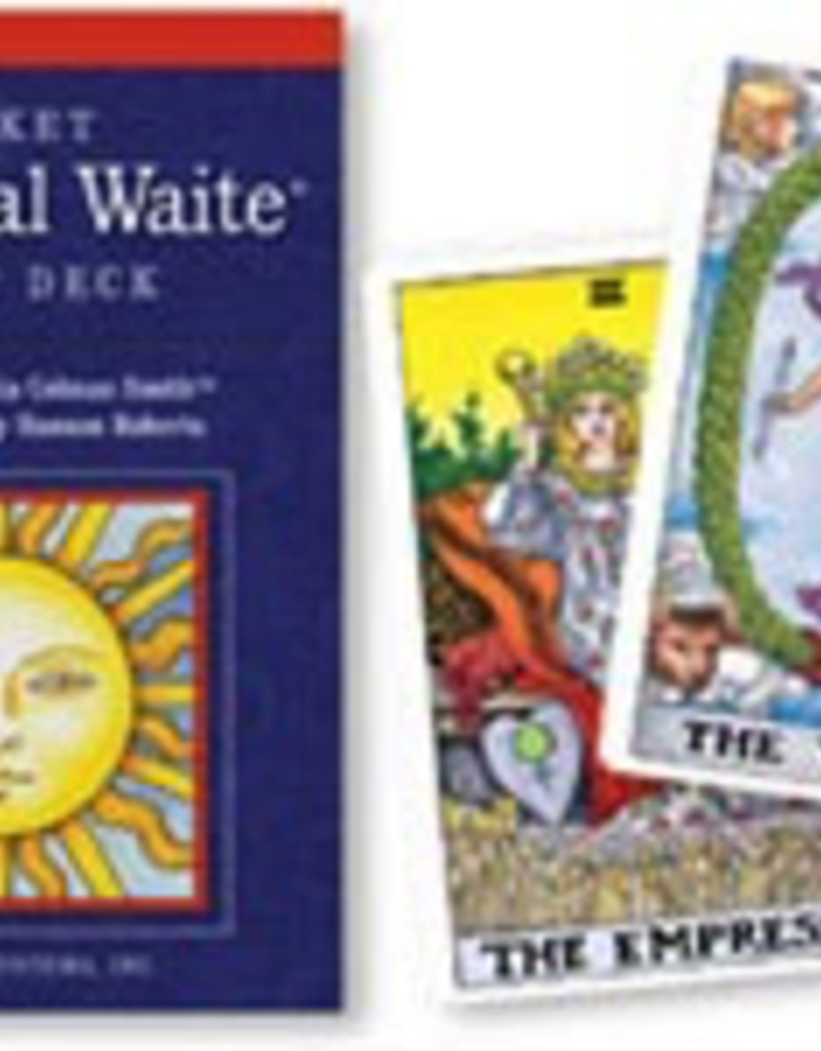 Universal Waite Pocket Tarot