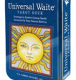 Universal Waite Tarot in a tin